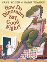 how do dinosaurs say goodnight image