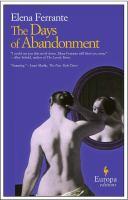 days of abandonment image